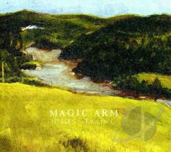 Magic Arm - Images Rolling CD Cover Art
