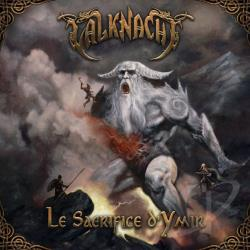 Valknacht - Le Sacrifice D'ymir CD Cover Art