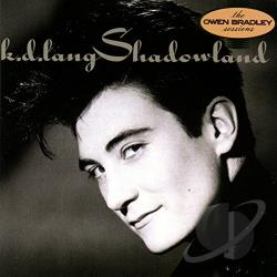 Lang, K.D. - Shadowland CD Cover Art