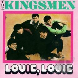 Kingsmen - Louie, Louie CD Cover Art
