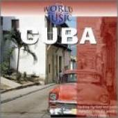 Various Artists - CUBA - Cuba CD Cover Art
