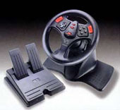 Nintendo 64 Accessories - V3 Racing Wheel Cover Art