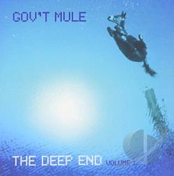 Gov't Mule - Deep End 1 CD Cover Art