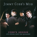 Jimmy Cobb (Drums) / Jimmy Cobb's Mob (Drums) - Cobb's Groove CD Cover Art