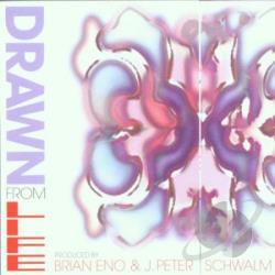 Eno,B / Schwalm,P - Drawn From Life CD Cover Art