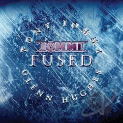 Iommi, Tony - Fused CD Cover Art