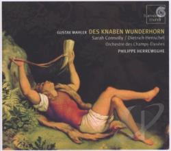 Connolly / Henschel / Herreweghe / Mahler - Mahler: Des knaben Wunderhorn CD Cover Art