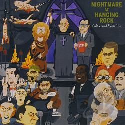 Nightmare At Hanging Rock - Cults and Weirdos CD Cover Art