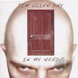 Day, Jim Allen - In My Head CD Cover Art