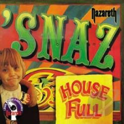 Nazareth - Snaz CD Cover Art
