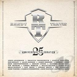 Travis, Randy - Anniversary Celebration CD Cover Art