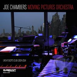 Chambers, Joe - Joe Chambers Moving Pictures Orchestra CD Cover Art