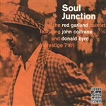 Garland, Red - Soul Junction CD Cover Art