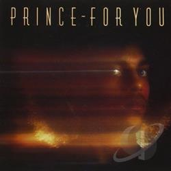 Prince - For You CD Cover Art