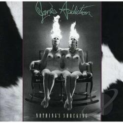 Jane's Addiction - Nothing's Shocking CD Cover Art