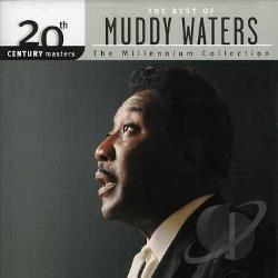 Waters, Muddy - Best of Muddy Waters: 20th Century Masters CD Cover Art