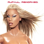 Rupaul - Reworked CD Cover Art