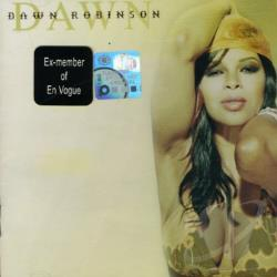 Robinson, Dawn - Dawn CD Cover Art