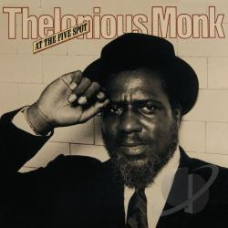 Monk, Thelonious - At the Five Spot CD Cover Art
