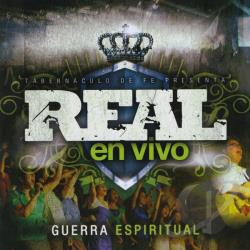 Real - Guerra Espiritual CD Cover Art