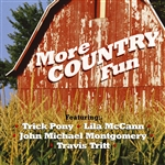 More Country Fun DB Cover Art