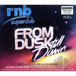 RNB Superclub: From Dusk Till Dawn CD Cover Art