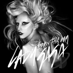 Lady Gaga - Born This Way DS Cover Art