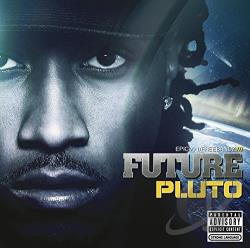 Future - Pluto CD Cover Art