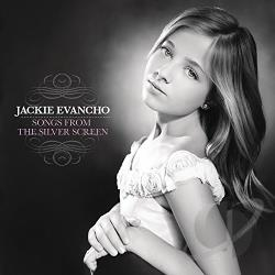 Evancho, Jackie - Songs from the Silver Screen CD Cover Art