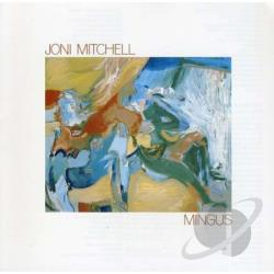 Mitchell, Joni - Mingus CD Cover Art