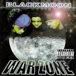 Black Moon - War Zone CD Cover Art
