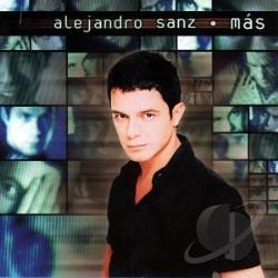 Sanz, Alejandro - Mas CD Cover Art