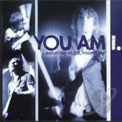 You Am I - Saturday Night, 'Round Ten CD Cover Art