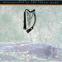 Stivell, Alan - Renaissance of the Celtic Harp CD Cover Art