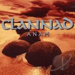 Clannad - Anam CD Cover Art