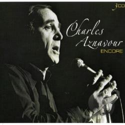 Aznavour, Charles - Encore CD Cover Art