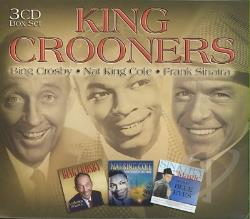 King Crooners CD Cover Art