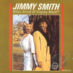 Smith, Jimmy - Who's Afraid of Virginia Woolf? CD Cover Art