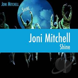 Mitchell, Joni - Shine CD Cover Art