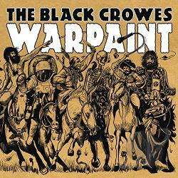 Black Crowes - Warpaint CD Cover Art