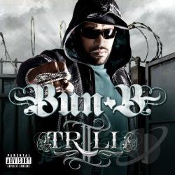 Bun B - II Trill CD Cover Art