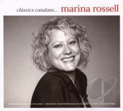 Rossell, Marina - Classics Catalans CD Cover Art