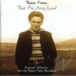 Thomas Fraser - That Far Away Land CD Cover Art