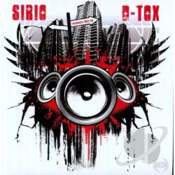 Sirio vs DJ D-Tox - Loudness War LP Cover Art