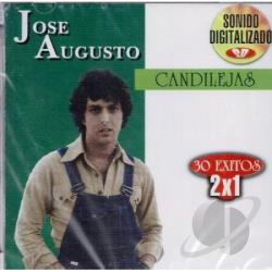 Augusto, Jose - Candilejas CD Cover Art