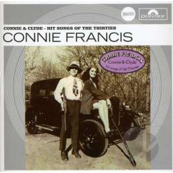 Francis, Connie - Connie & Clyde CD Cover Art