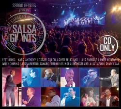 Salsa Giants CD Cover Art