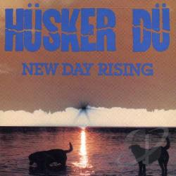 Husker Du - New Day Rising CD Cover Art