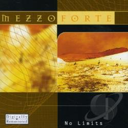 Mezzoforte - No Limits CD Cover Art