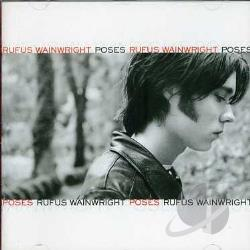 Wainwright, Rufus - Poses CD Cover Art